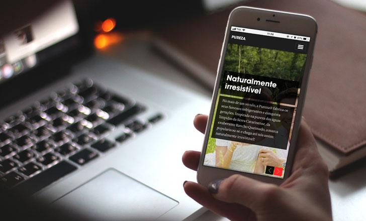 Empresa de sites em Florianópolis - Tríscele