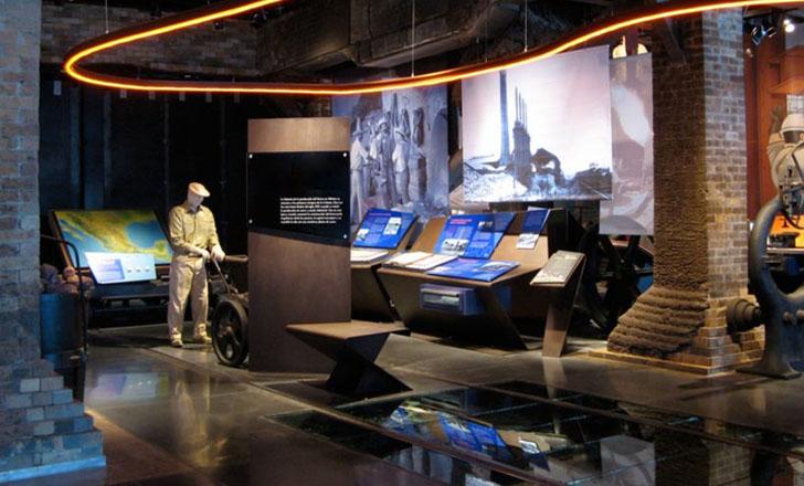 Museus para indústria - Tríscele