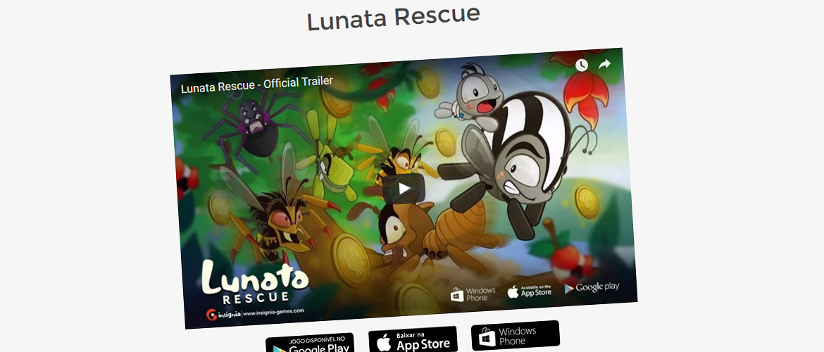 Lunata Rescue - Official Trailer