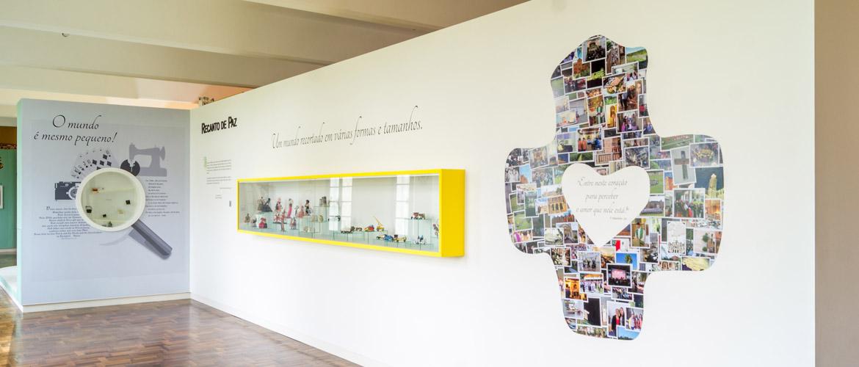 Projeto Expográfico e Museográfico