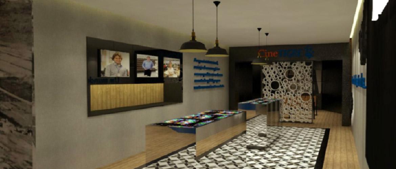 Projeto Expográfico do Museu Tigre
