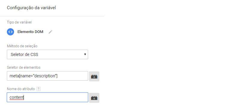 Criando Variáveis no Gerenciador de Tags do Google - Tríscele