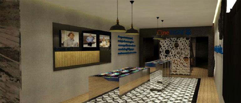 Projeto Expográfico Museus Joinville - Tríscele